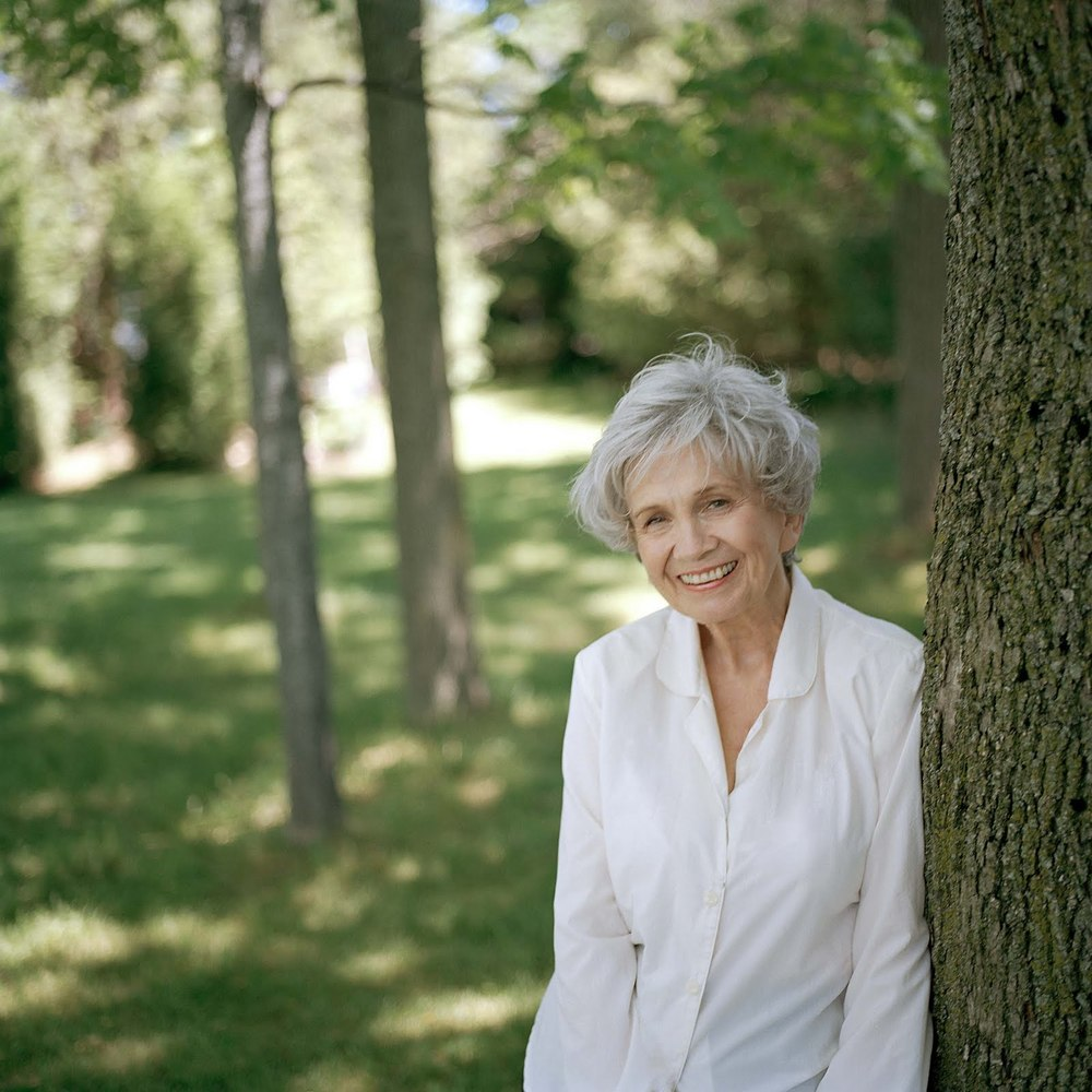 Alice Munro Photo credit to Derek Shapton