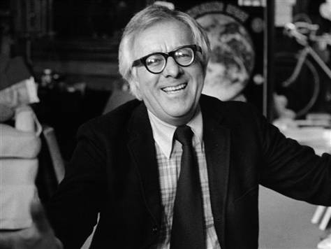 Ray Bradbury circa 1980. Michael Ochs Archives  /  Getty Images