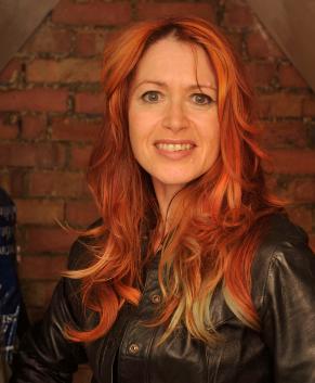 Author Roz Morris