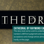 #7 - Cathedral by Raymond Carver