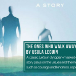 #8 - The Ones Who Walk Away from Omelas by Ursula K. Le Guin